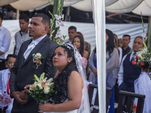 El matrimonio de Rodrigo  y Luz  en Madrid, Cundinamarca 43