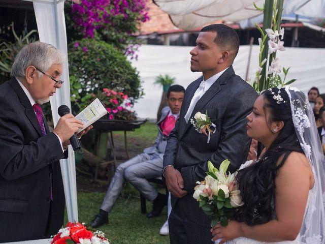 El matrimonio de Rodrigo  y Luz  en Madrid, Cundinamarca 44