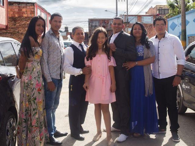El matrimonio de Rodrigo  y Luz  en Madrid, Cundinamarca 49