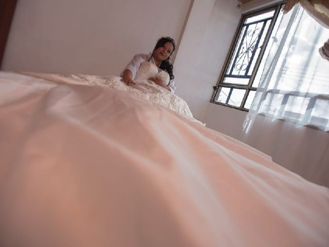 El matrimonio de Rodrigo  y Luz  en Madrid, Cundinamarca 50