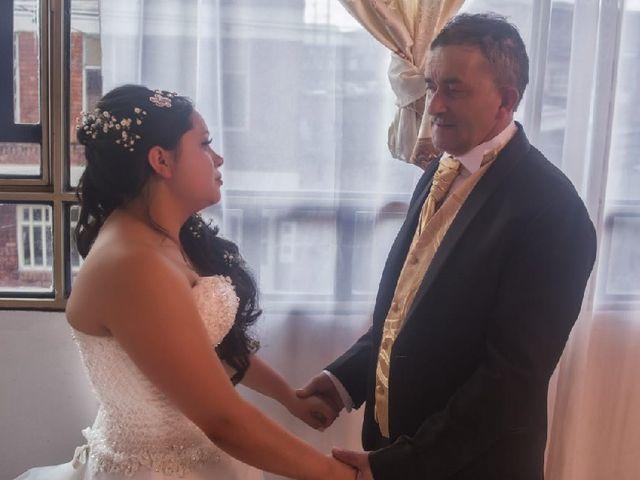 El matrimonio de Rodrigo  y Luz  en Madrid, Cundinamarca 54