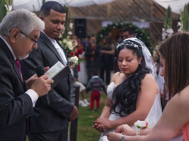 El matrimonio de Rodrigo  y Luz  en Madrid, Cundinamarca 56