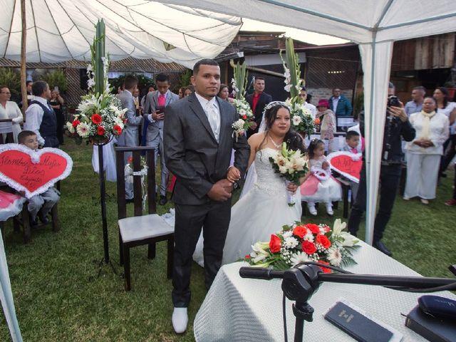 El matrimonio de Rodrigo  y Luz  en Madrid, Cundinamarca 59