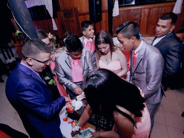 El matrimonio de Rodrigo  y Luz  en Madrid, Cundinamarca 63