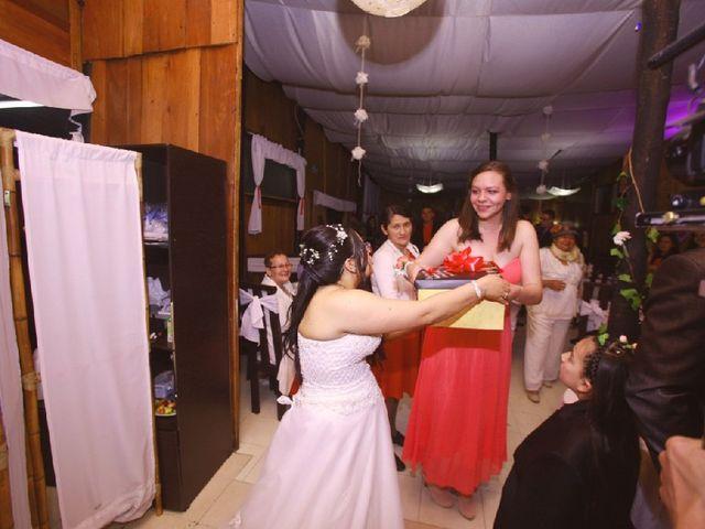 El matrimonio de Rodrigo  y Luz  en Madrid, Cundinamarca 65