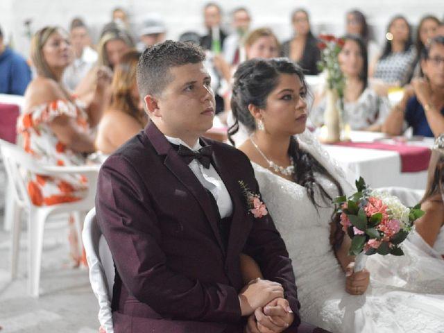 El matrimonio de Melissa y Jefferson en Itagüí, Antioquia 5