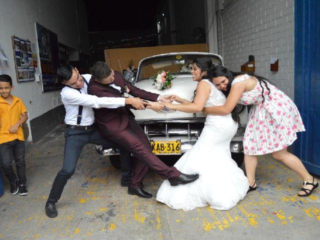 El matrimonio de Melissa y Jefferson en Itagüí, Antioquia 7