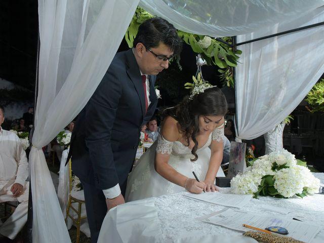 El matrimonio de Luis Felipe Mendivelso y Leidy Andrea Rojas en Ibagué, Tolima 24