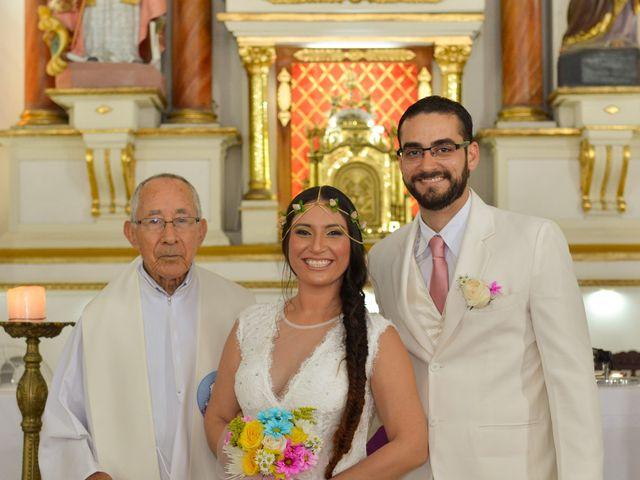 El matrimonio de Harvey y Tatiana en Barranquilla, Atlántico 6