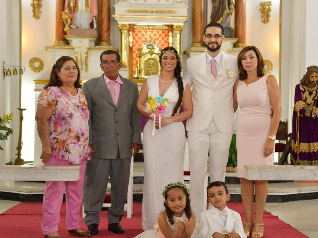 El matrimonio de Harvey y Tatiana en Barranquilla, Atlántico 7