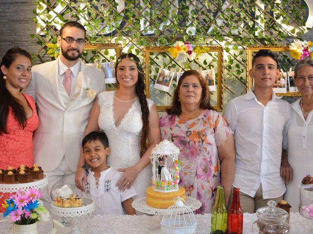 El matrimonio de Harvey y Tatiana en Barranquilla, Atlántico 15