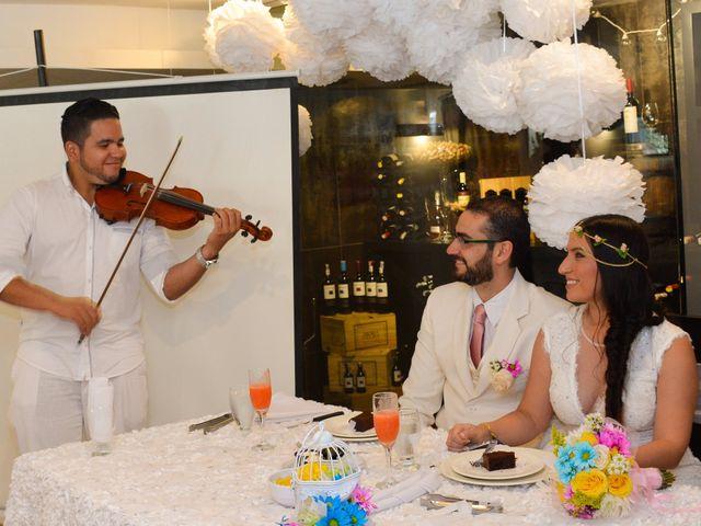 El matrimonio de Harvey y Tatiana en Barranquilla, Atlántico 17