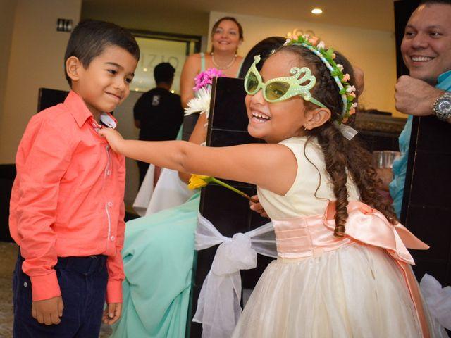 El matrimonio de Harvey y Tatiana en Barranquilla, Atlántico 21