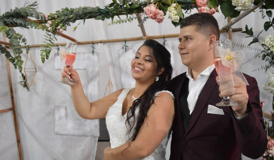 El matrimonio de Melissa y Jefferson en Itagüí, Antioquia