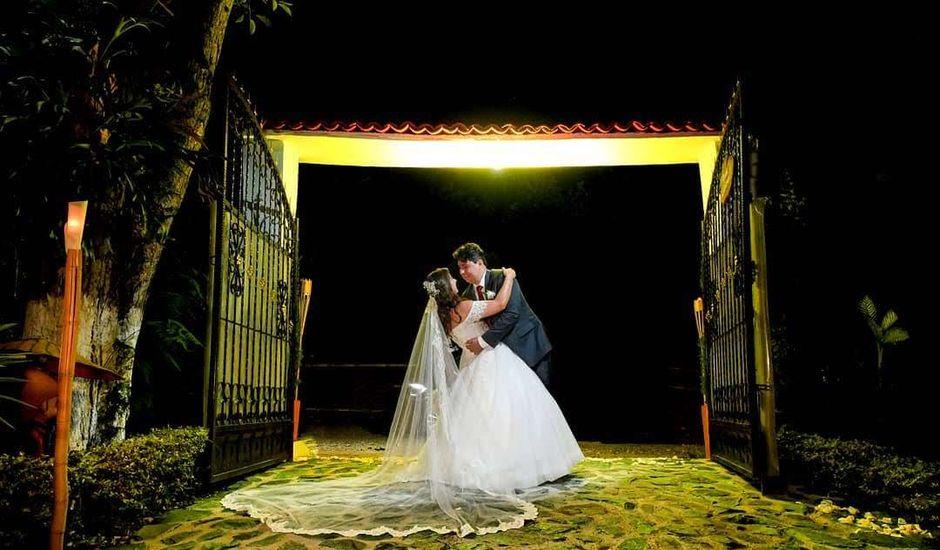 El matrimonio de Luis Felipe Mendivelso y Leidy Andrea Rojas en Ibagué, Tolima