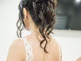 El matrimonio de Silvia y Manuel 3