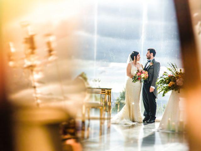 El matrimonio de Silvia y Manuel