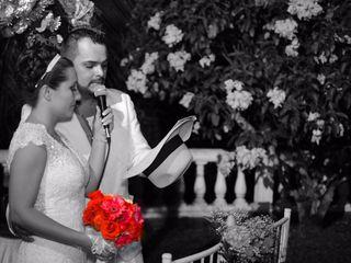 El matrimonio de Margarita y Alexander 3