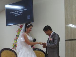 El matrimonio de Gloria Alejandra y Luis Carlos  3