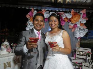 El matrimonio de Gloria Alejandra y Luis Carlos