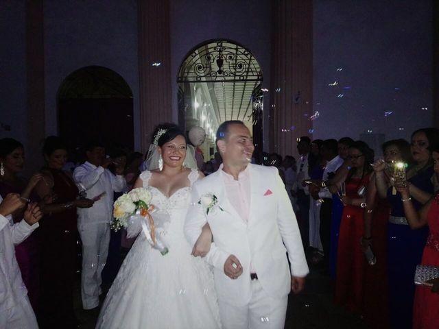 El matrimonio de Andrea y Fernando