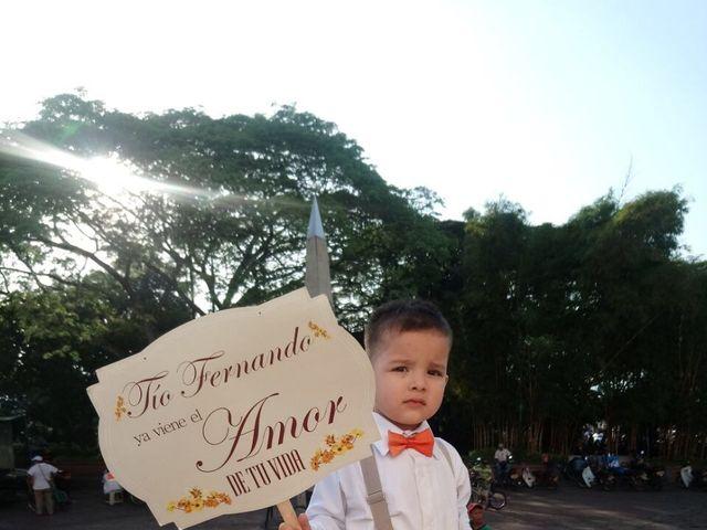 El matrimonio de Fernando y Andrea en Rivera, Huila 14