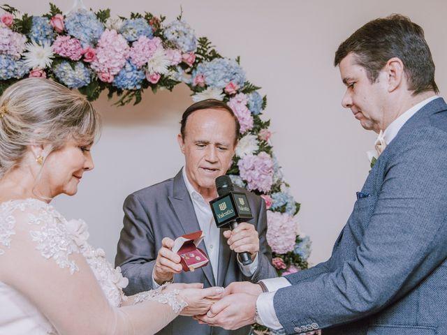 El matrimonio de Marta Liliana y Alex