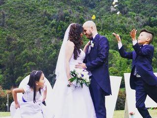 El matrimonio de Mariana  y David  3