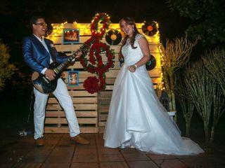 El matrimonio de Shalom  y Edwin  1