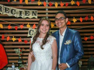 El matrimonio de Shalom  y Edwin  3