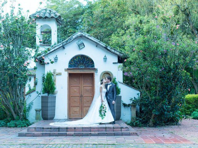 El matrimonio de Sergio y Angélica en El Rosal, Cundinamarca 2
