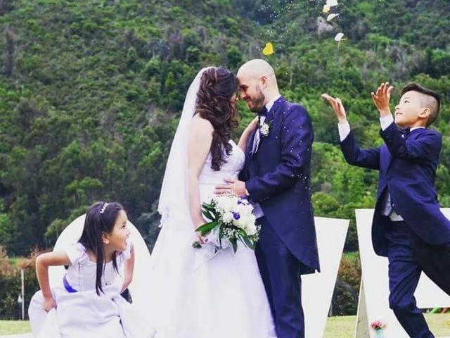 El matrimonio de David  y Mariana  en Subachoque, Cundinamarca 1