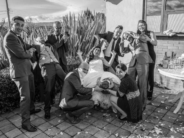 El matrimonio de David  y Mariana  en Subachoque, Cundinamarca 7