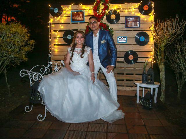 El matrimonio de Shalom  y Edwin