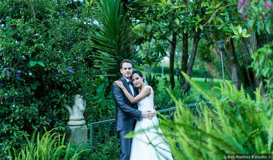 El matrimonio de Sergio y Angélica en El Rosal, Cundinamarca