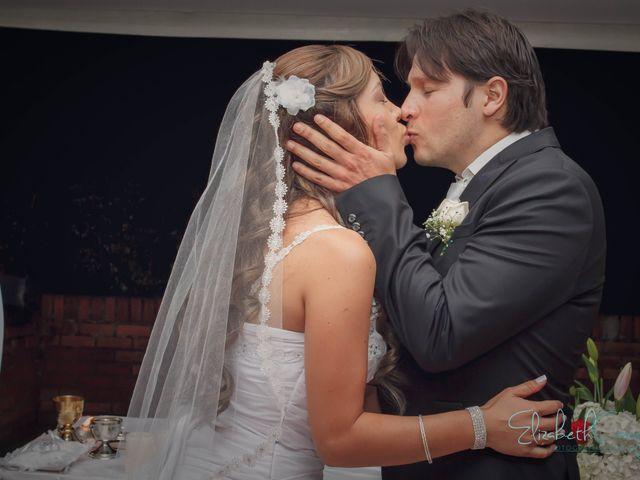 El matrimonio de Paula y Julio César
