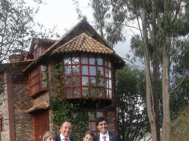 El matrimonio de Mateo y Diana en Sopó, Cundinamarca 17
