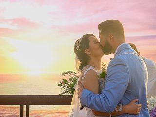 El matrimonio de María Fernanda  y Juan Carlos  2