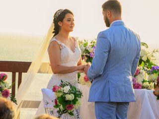 El matrimonio de María Fernanda  y Juan Carlos  3