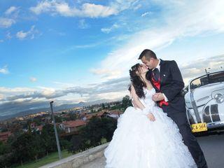 El matrimonio de Marcela y Anyelo