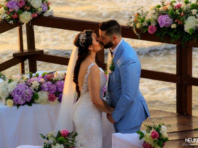 El matrimonio de Juan Carlos  y María Fernanda  en Puerto Colombia, Atlántico 5