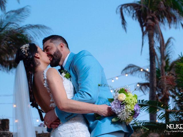 El matrimonio de Juan Carlos  y María Fernanda  en Puerto Colombia, Atlántico 6