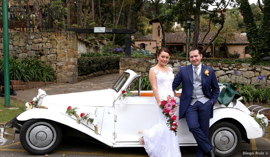 El matrimonio de Juan Sebastián y Andrea en Bogotá, Bogotá DC