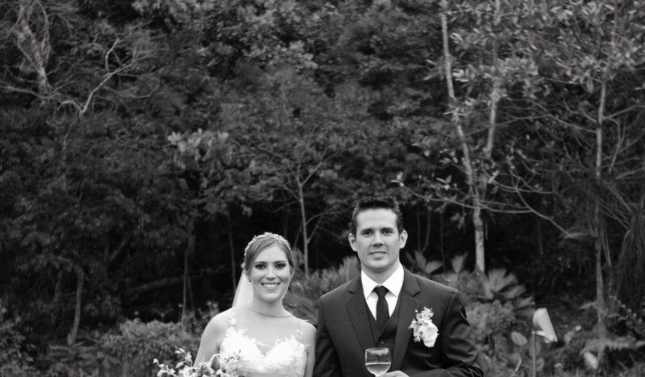 El matrimonio de Santiago y Natalia en Cali, Valle del Cauca