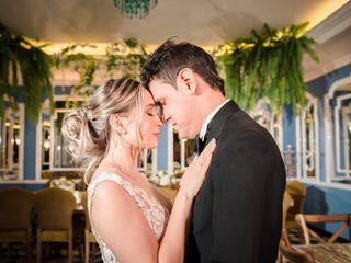 El matrimonio de Lisbeth y Hancel