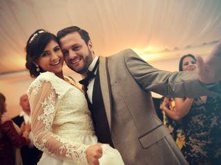 El matrimonio de Inés y Juan David