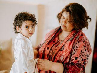 El matrimonio de Mayra y Aaqib 3