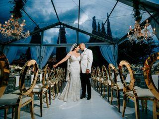 El matrimonio de Mayra y Aaqib
