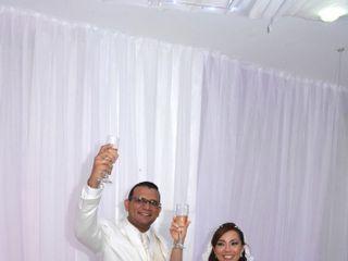 El matrimonio de Yuranis y Jorge 1