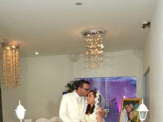 El matrimonio de Yuranis y Jorge 2